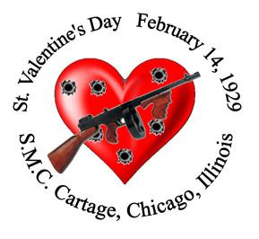 b valentine tommi gun