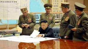 Kim Un Jong declares State of War March 2013