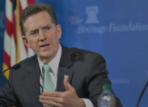 Jim DeMint The Heritage Foundation