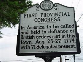 first-provincial-congress