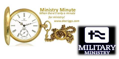 Min Minute Military logo